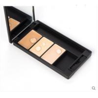 Cheap 5 - Grid Three Color Color Correcting Concealer Palette , Eye Shadow Box UKD03 for sale