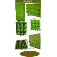 Quality convenient / beautiful customized size outside hanging grow bag wholesale