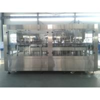 China Automatic Brewery Production Line Drink Rinsing Filling Capping Monoblock Machine on sale