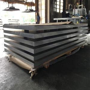 Quality Hard 3104 Aluminum Sheet Vessels Standard 275Mpa Tensile Strength wholesale