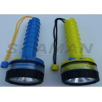 China 6v 8W 820 lumen water sports equipment cree Led scuba diving torch on sale