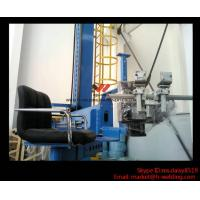 Quality Automatic Pipe Welding Manipulators for Tanks and Vessels , VFD Control 120 - 1200 mm/min wholesale