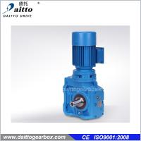 Quality Helical Worm Geared Motor gear reducer wholesale