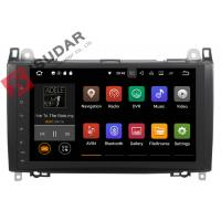 Quality 2 Din Mercedes Sprinter Dvd Player , Mercedes A Class Dvd Player Heat Dissipation wholesale