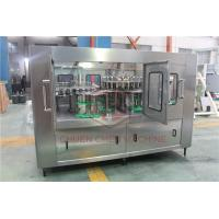 Quality Monoblock 3 In 1 Pet Bottle Filling Machine Automatic Washing Filling Capping Machine wholesale