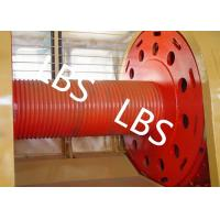Cheap OEM Offshore Oil Drilling Winch Piling Winch Trailer Mounted Pumping Units Winch for sale