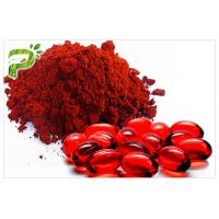Quality Microalgae Plant Extract Powder Anti Oxidation Astaxanthin From Haematococcus Pluvialis wholesale