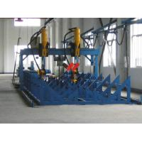 China SAW welding H Beam Welding Line Gantry Type For welding seam/H beam on sale