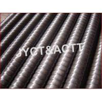 Quality Corrugated Metal Tube For Petrochemical / Paper Making / Building Heating wholesale