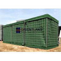 Quality Modern Protective Defensive Barrier Sand Soil Containers Convenient Usage wholesale