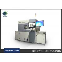 Quality Unicomp High Speed inline SMT PCBA X-Ray Inspection System with Automotive Identification OK / NG Result wholesale