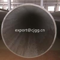 SAE 1518 Q345B Seamless Steel Tubing Think Wall Pipe Plain / Beveled Ends