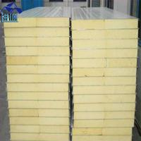Quality insulated grey white 0.426mm double steel polyurethane foam cold room sandwich panel wholesale