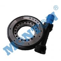 China WE21 21 Inch Dual Worm Gear Slew Drive For Construction Machines Equipment on sale