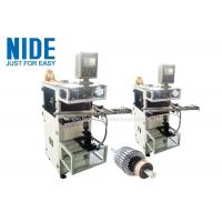 Quality Armature Insulation Paper Insertion Machine For Dc Motor , Wiper Motor wholesale