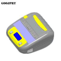 Cheap Color Style Top Rated Wireless Printers , Mobile Thermal Printer Long Lifetime for sale