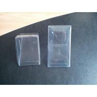 Cheap 2014 new product clear plastic box triangle box gift box for sale