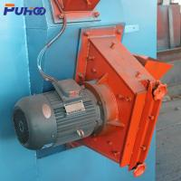 China Electric Fuel Shot Blasting Machine Parts Turbine With One Year Warranty on sale