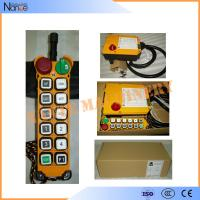 Quality F24-12D Hand-held Type Remote Controller, Wireless Industrial Crane Remote Control wholesale