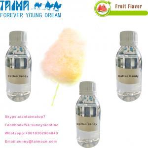Cheap Cotton Candy flavor Concentrate Fruit Aroma E Liquid Flavor Concentrate for sale
