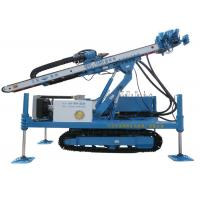Quality MDL-150H Rotary System Drilling Rig Construction , Hydraulic Crawler Drilling Machine wholesale