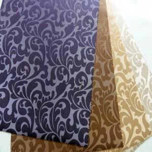Quality 250cm width Wallpaper design blackout roller blinds fabric for interior decoration wholesale