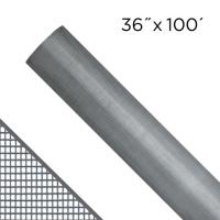 China Pvc Coated Grey Color Fibreglass Insect Screen Plain Weave Fly Screen For Doors on sale