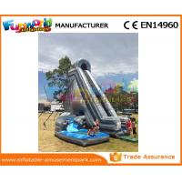 Quality Large Hurricane Outdoor Inflatable Water Slides CE Certificated 125x80x80 cm wholesale