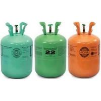 China for auto air conditioners suing bulk r22 refrigerant gas / chlorodifluoromethane r22 on sale