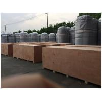 Quality 1000L Industrial High Pressure Air Storage Tanks For Stationary Screw Air Compressor wholesale
