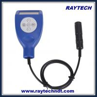 Quality 0~1500um Dry Film Thickness Gauge Magnetic Chrome Digital Coating Thickness Tester Meter RTG-8202 wholesale