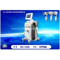 Quality Abdomen Cellulite Reduction RF Skin Tightening Machine Face And Body Treatment wholesale