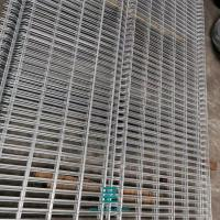 China Rigid Welded Wire Mesh Fence Panels Super Highway 3d Fence with ISO9001 on sale
