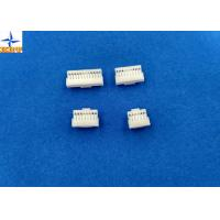 Quality 1mm Pitch Circuit Board Wire Connectors Type Wire Housing CI14 replacement With Mating Lock wholesale