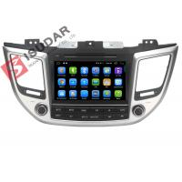 Quality Multi Touch Capacitive 8 Inch Android Car Stereo , 2015 Hyundai Tucson Dvd Player wholesale