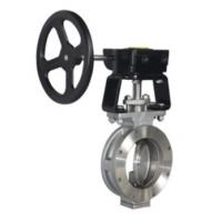 Quality High Performance Butterfly Valves Casting Material Compact Structure wholesale