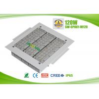 Quality Pure white cree led canopy lights , Commercial LED High Bay Light 120w wholesale