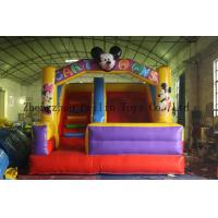 Quality mickey slider   inflatable sliding  inflatable slide wholesale