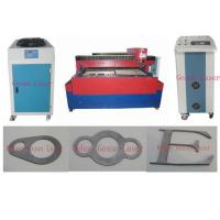 Quality 500W YAG Large Scale Metal Laser Cutting Machine wholesale