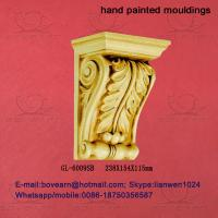 Quality Construction material/European PU exotic corbels wholesale