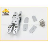 Buy cheap casing wood frames Te 240 3d Stainless Steel Hidden Hinges For Cabinets from wholesalers
