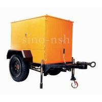 China NSH VFD  Insulation Oil Filtering Machine on sale