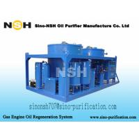 China GER Used Oil Regeneration System oil recycling machine    oil reclaiming on sale