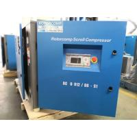 Quality Electronic Oil Free Reciprocating Air Compressor / Oil Free Gas Compressor 35HP wholesale