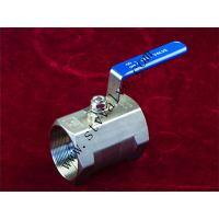 Quality 1 PC Screwed End Ball Valve wholesale