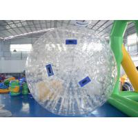 Quality 1.0mm TPU Body Zorb Ball Without Harness For Walk On Grassland wholesale