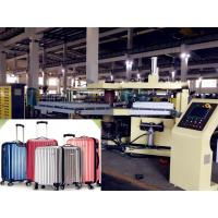 Buy cheap Automatic Plastic Sheet Extrusion Machine , Vacuum Thermoforming Suit Case from wholesalers
