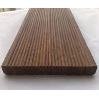 Cheap Carbonized Strand Woven Bamboo Decking, outdoor bamboo decking for sale