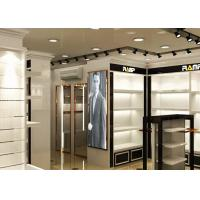 Cheap Large Capacity Clothing Display Case Customized Size For Men Retail Shop for sale