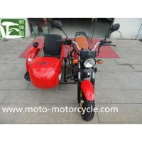 Quality New Design Military Three Wheel 250cc Motorcycle With Sidecar Side Wheel Trike wholesale